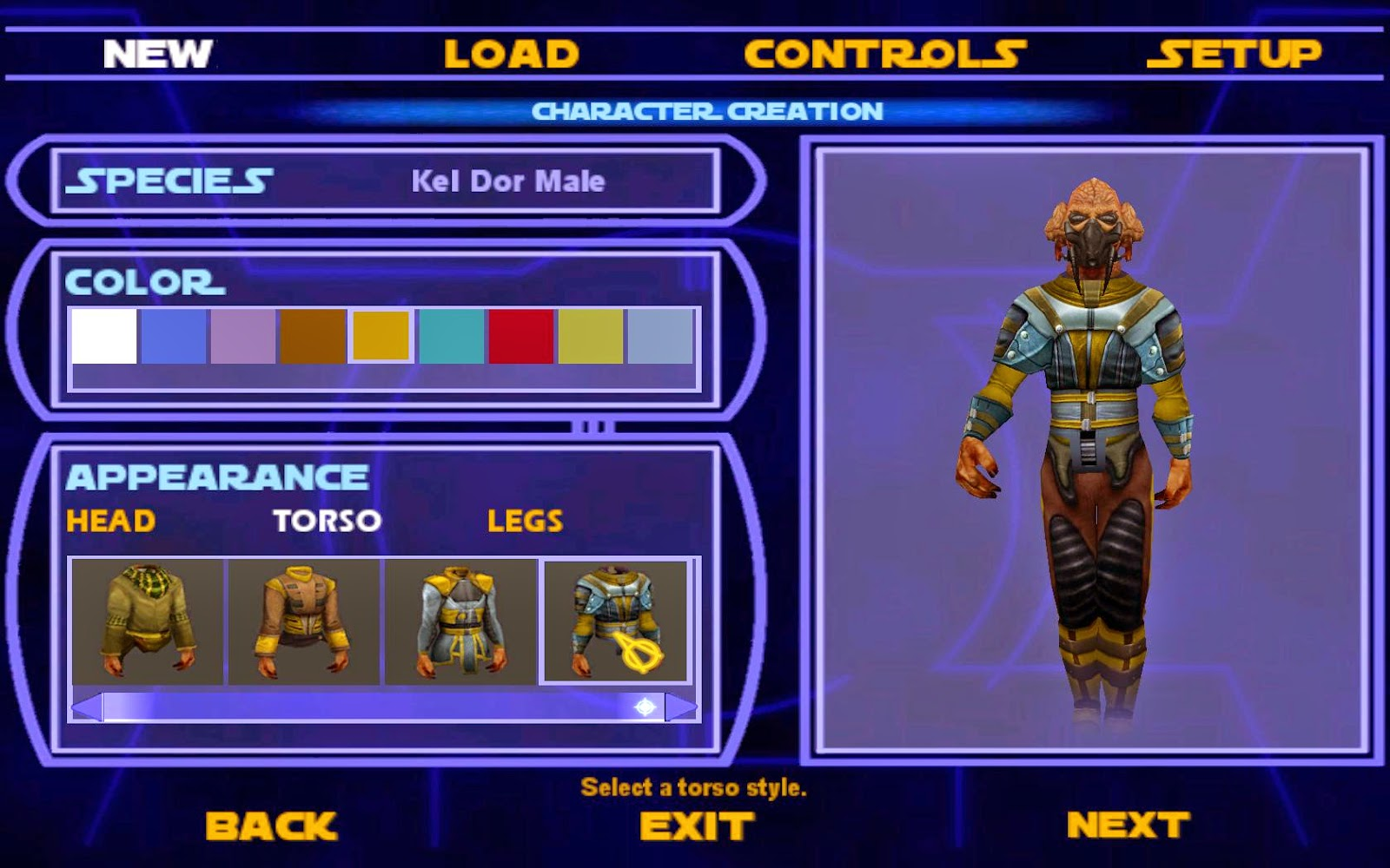 Jedi Academy Character Mods - specialilida